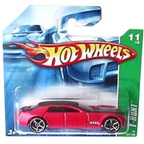 Coleção Hot Wheels linha 2007 Cadillac V16 T Hunt Series 131 (raro) K7622