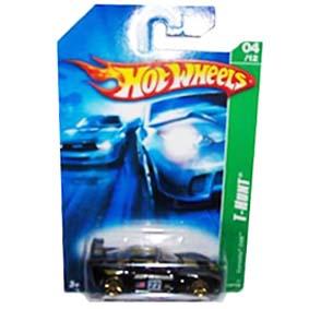 Coleção Hot Wheels linha 2007 Corvette C6R T Hunt Series 124 (raro) K7615