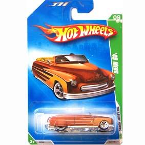 Coleção Hot Wheels linha 2009 49 Merc T-Hunt Series 051 (HW Raros) P2359