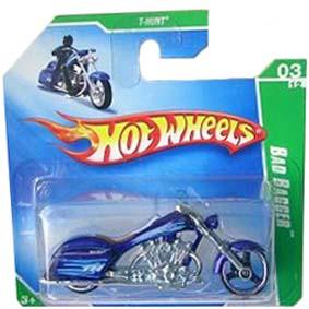 Coleção Hot Wheels linha 2009 Bad Bagger T-Hunt Series 045 (raridades HW) P2353