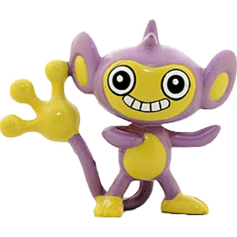 Coleção Pokemon Aipom MC-80 Monster Collection Takara / Tomy (aberto)