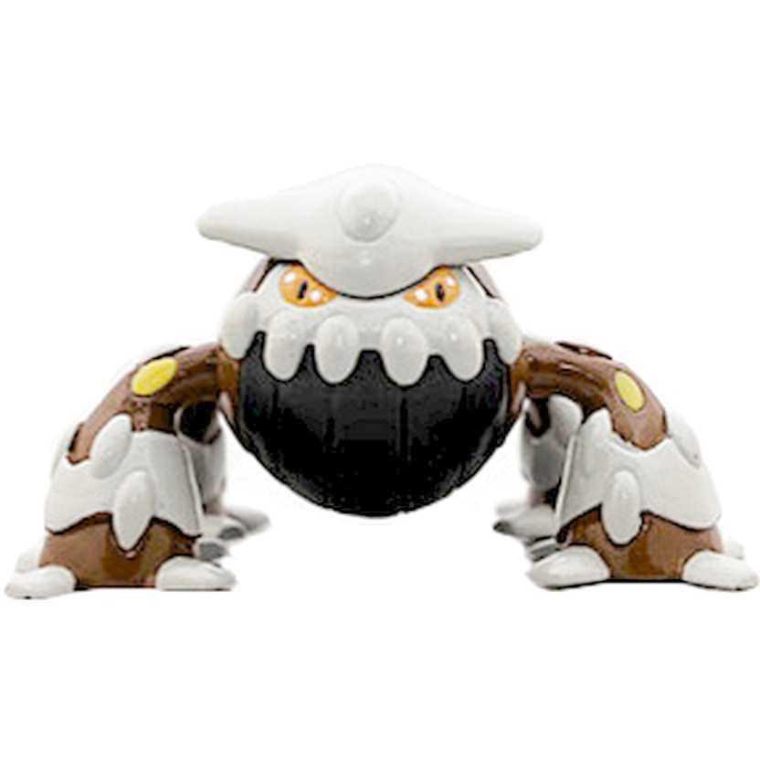 Coleção Pokemon Heatran MC-080 Monster Collection Takara / Tomy (aberto)
