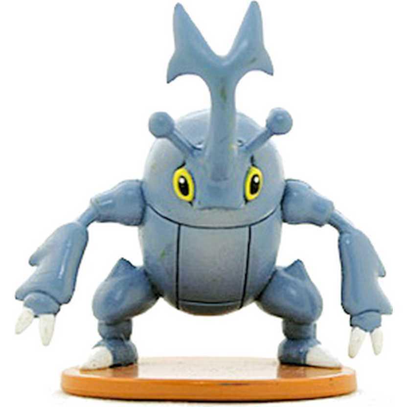 Coleção Pokemon Heracross / Herakurosu Monster Collection Takara / Tomy (aberto)