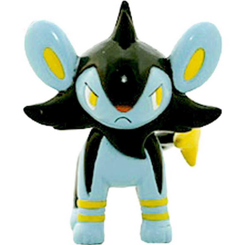 Coleção Pokemon Luxio MC-065 Monster Collection Takara / Tomy (aberto)