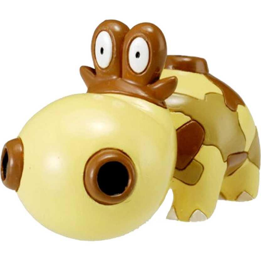 Coleção Pokemon M-108 Hippopotas - Monster Collection Takara / Tomy Figure (aberto)