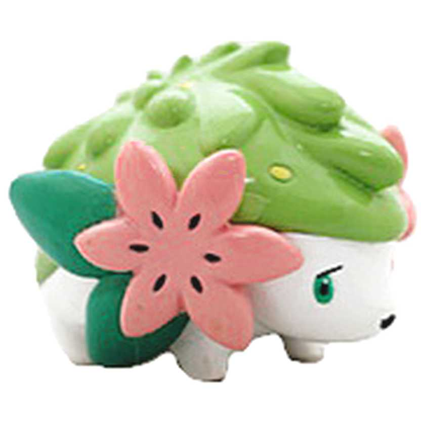 Coleção Pokemon M-126 Shaymin / Land Forme Monster Collection Takara / Tomy (aberto)