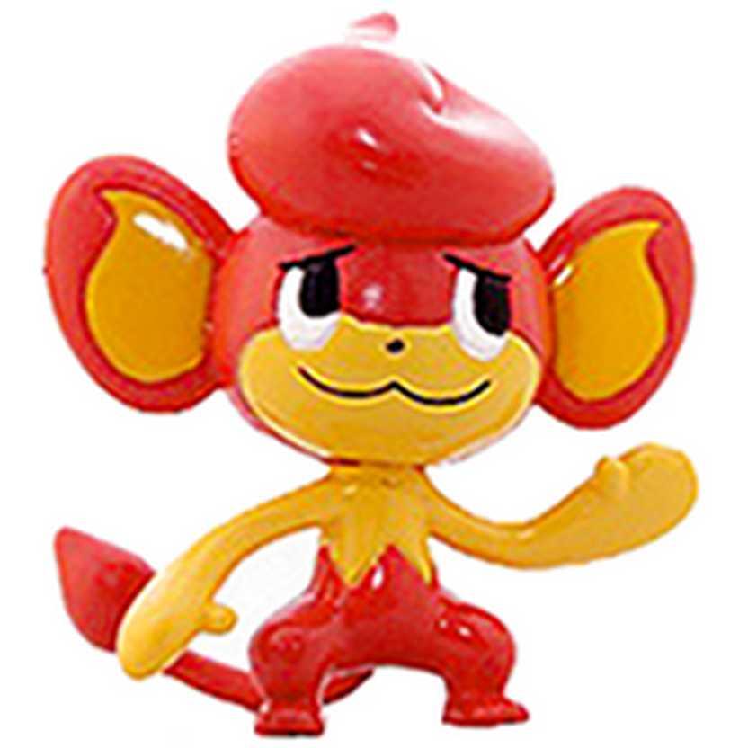 Coleção Pokemon Pansear / Baoppu M-025 Monster Collection Takara / Tomy (aberto)