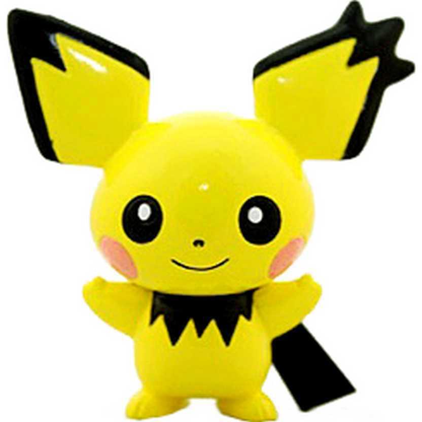 Coleção Pokemon Pichu MC-1 Monster Collection Takara / Tomy (aberto)