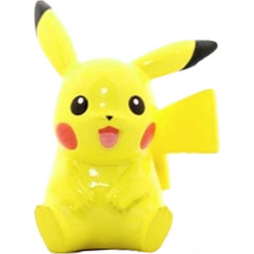 Coleção Pokemon Pikachu M-052 Monster Collection Takara / Tomy (aberto)