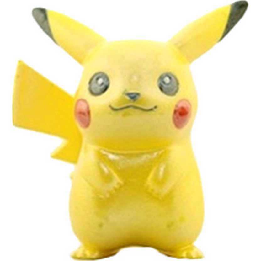 Coleção Pokemon Pikachu Perolizado Monster Collection Takara / Tomy (aberto)