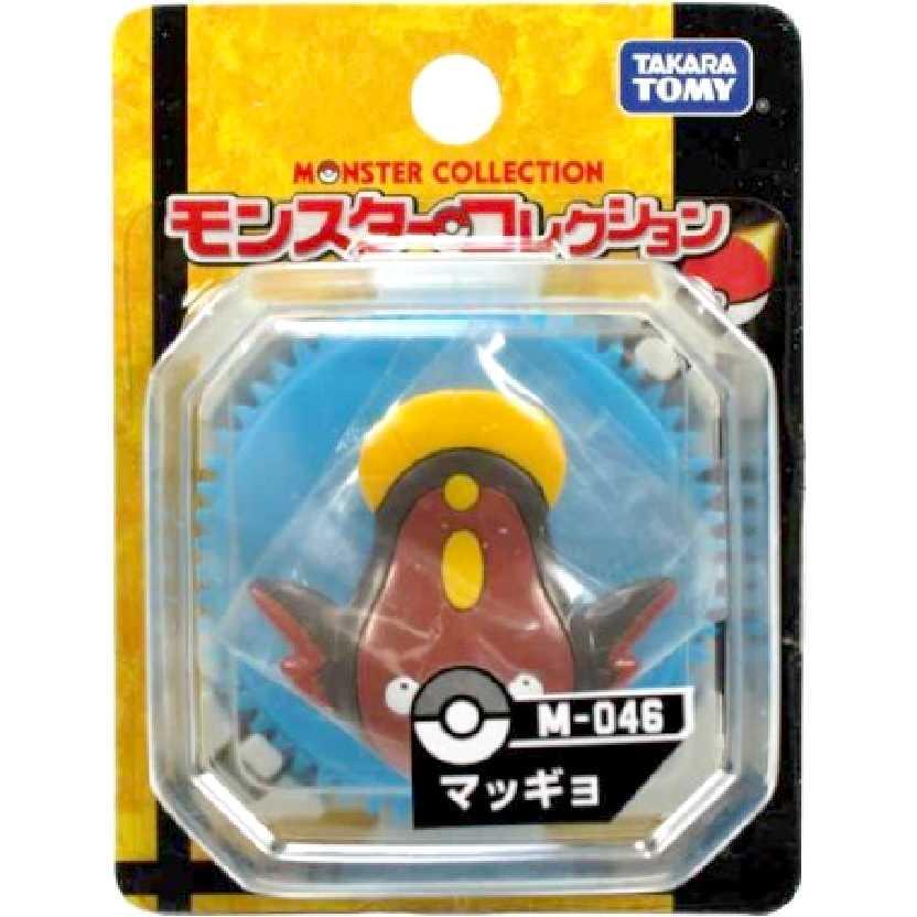 Coleção Pokemon Stunfisk / Maggyo M-046 Monster Collection Takara / Tomy