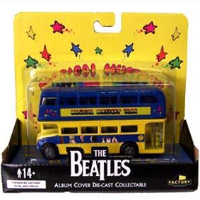 Coleção The Beatles Ônibus de Londres :: Disco Magical Mystery Tour