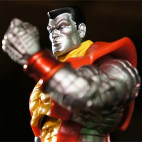 Colossus Marvel Select do Brasil / Bonecos Diamond Select Toys