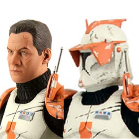 Commander Cody 212th Attack Battalion Sideshow escala 1/6 ( RARIDADE )