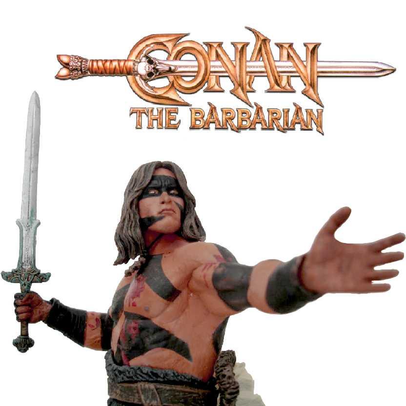 Conan the Barbarian War Paint Conan  - Conan O Bárbaro (ABERTO)