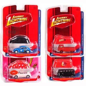 Conjunto de 4 VW
