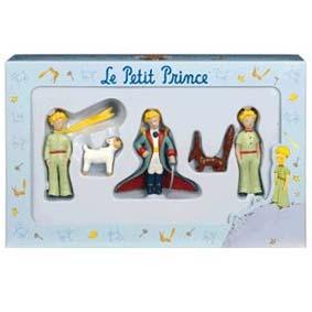 Conjunto Pequeno Príncipe (5 figuras)