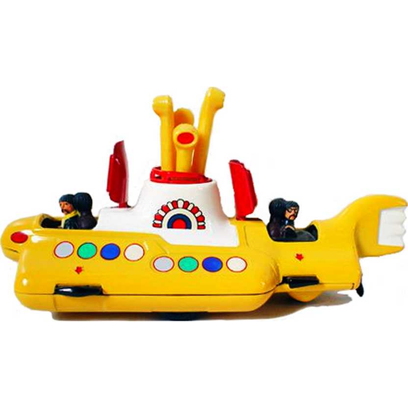 Corgi CC05401 The Beatles Yellow Submarine (J. Lennon, P. McCartney, G. Harrison e Ringo Starr)