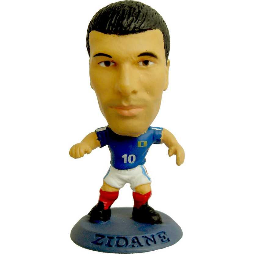 Corinthian Microstars (2004) Zinedine Zidane Team France (aberto)