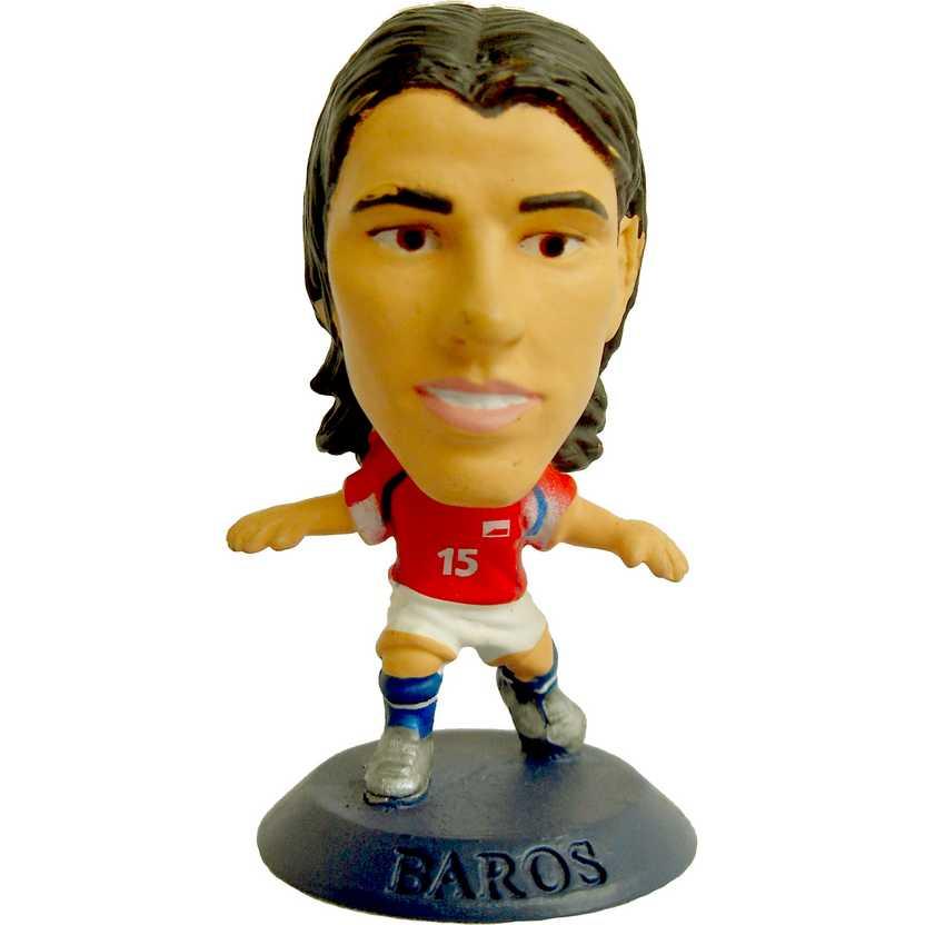 Corinthian Microstars (2005) Milan Baros Team Liverpool (aberto)