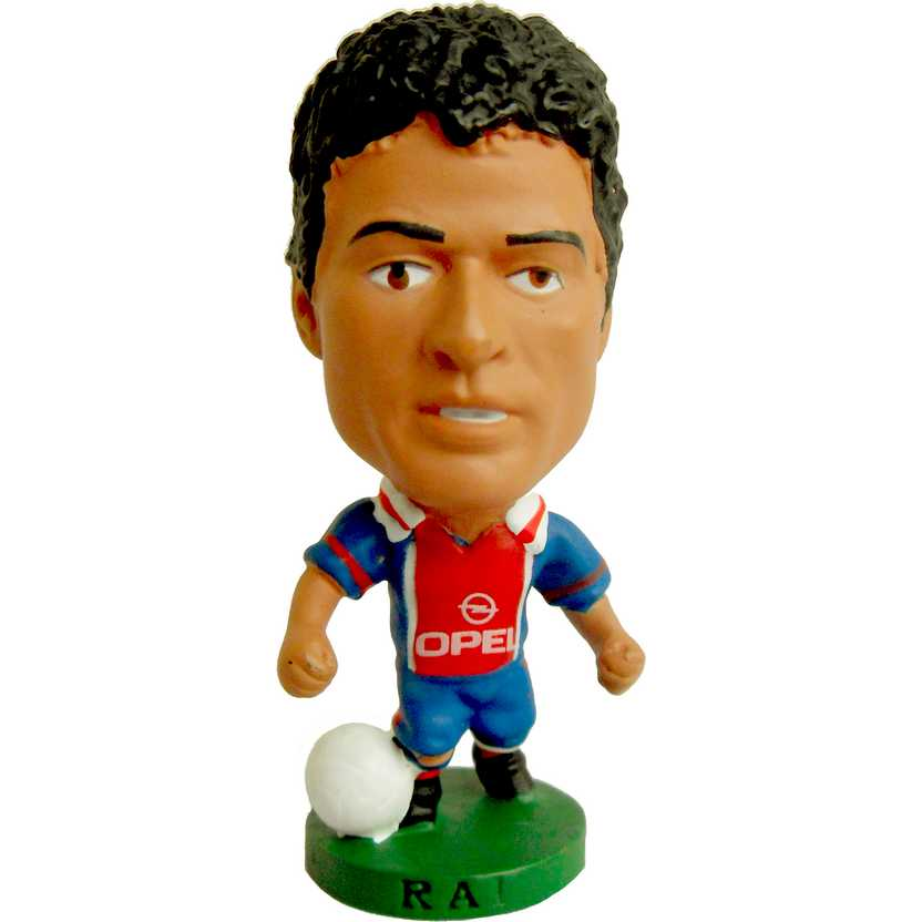 Corinthian Prostars (1997) Raí Souza Vieira de Oliveira Team Paris Saint-Germain (aberto)
