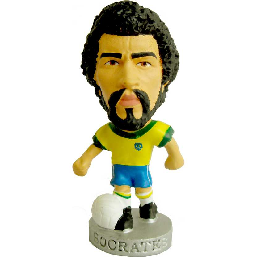Corinthian Prostars (2003) Doutor Sócrates Team Brasil (aberto) Legends of the 70s and 80s