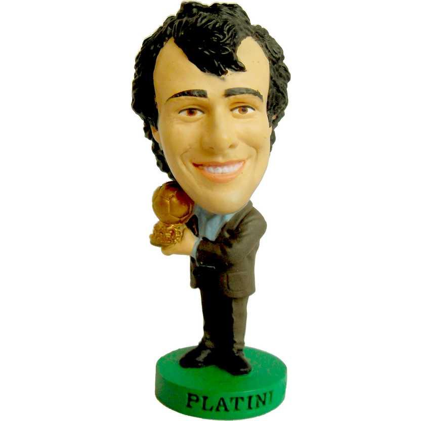 Corinthian Prostars (2004) Michel Platini Team France (aberto) Bola de Ouro 1983,1984 e 1985