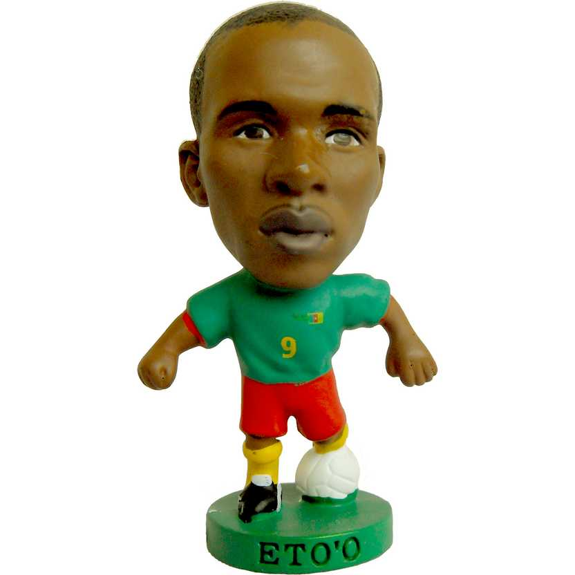 Corinthian Prostars (2005) Samuel Etoo Team Cameroon (aberto)