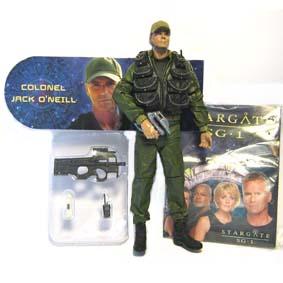 Coronel Jack O Neill (aberto) sem portal
