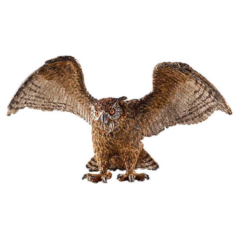 Coruja 14738 marca Schleich Eagle Owl