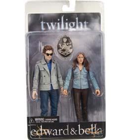 Crepúsculo - Edward Cullen e Bella (lacrado)
