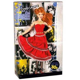 Cyndi Lauper Barbie