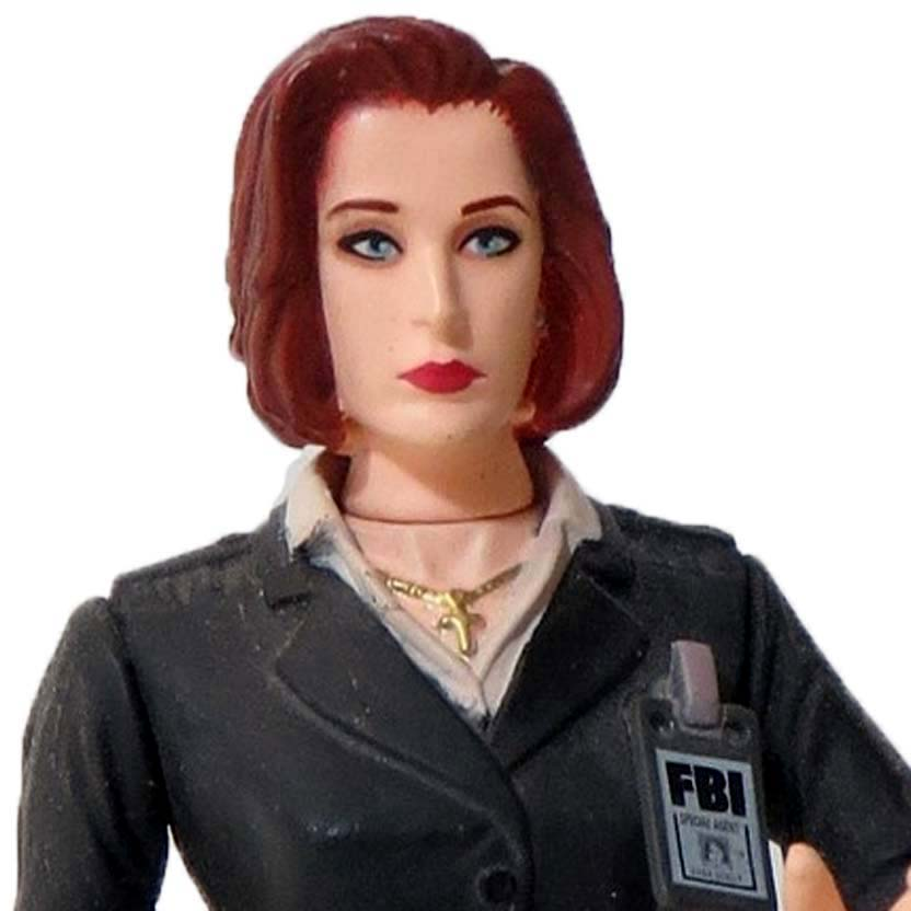 Dana Scully com CryoPod ( Arquivo X ) The X-Files Mcfarlane Toys Action Figures