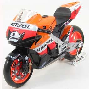 Dani Pedrosa Honda RCV212 Moto GP (2008)