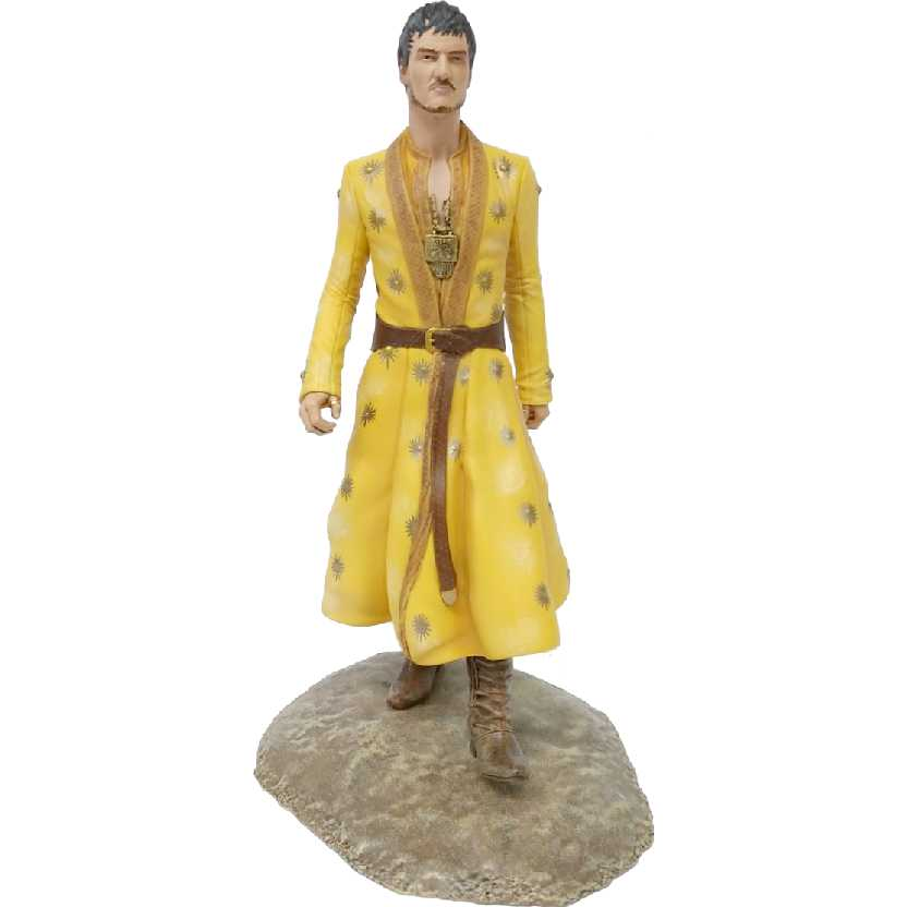 Dark Horse Game of Thrones: estátua do Oberyn Martel (Pedro Pascal) Deluxe figure series 10
