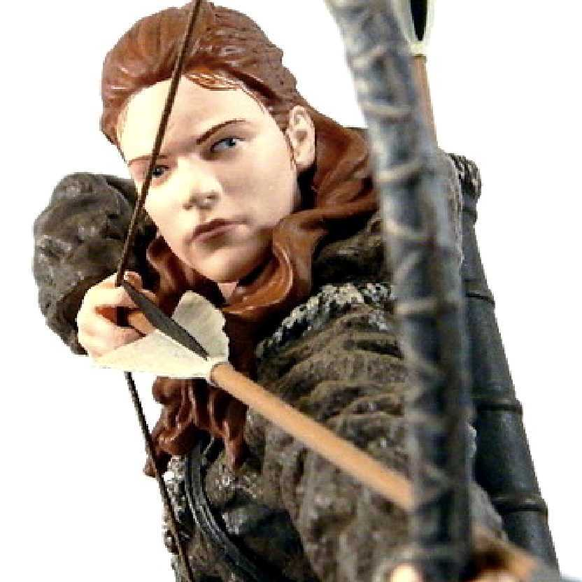 Dark Horse Game of Thrones: Ygritte (Rose Leslie) Deluxe figure series 10