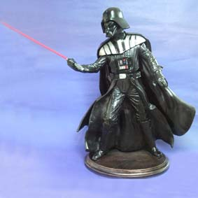 Darth Vader capa aberta - Star Wars