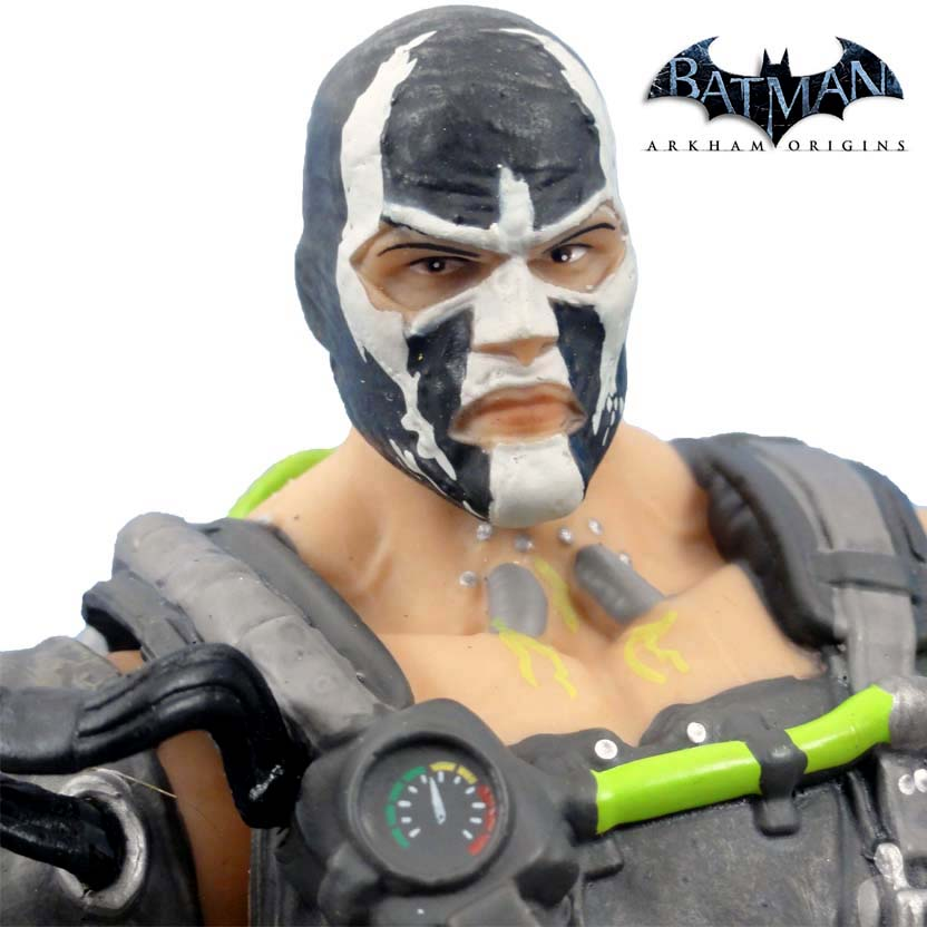 DC Collectibles Batman Arkham Origins series 1 Bane Action Figure