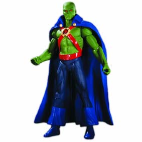 DC Comics Bonecos Brightest Day s2 / Boneco Ajax Martian Manhunter Action Figure