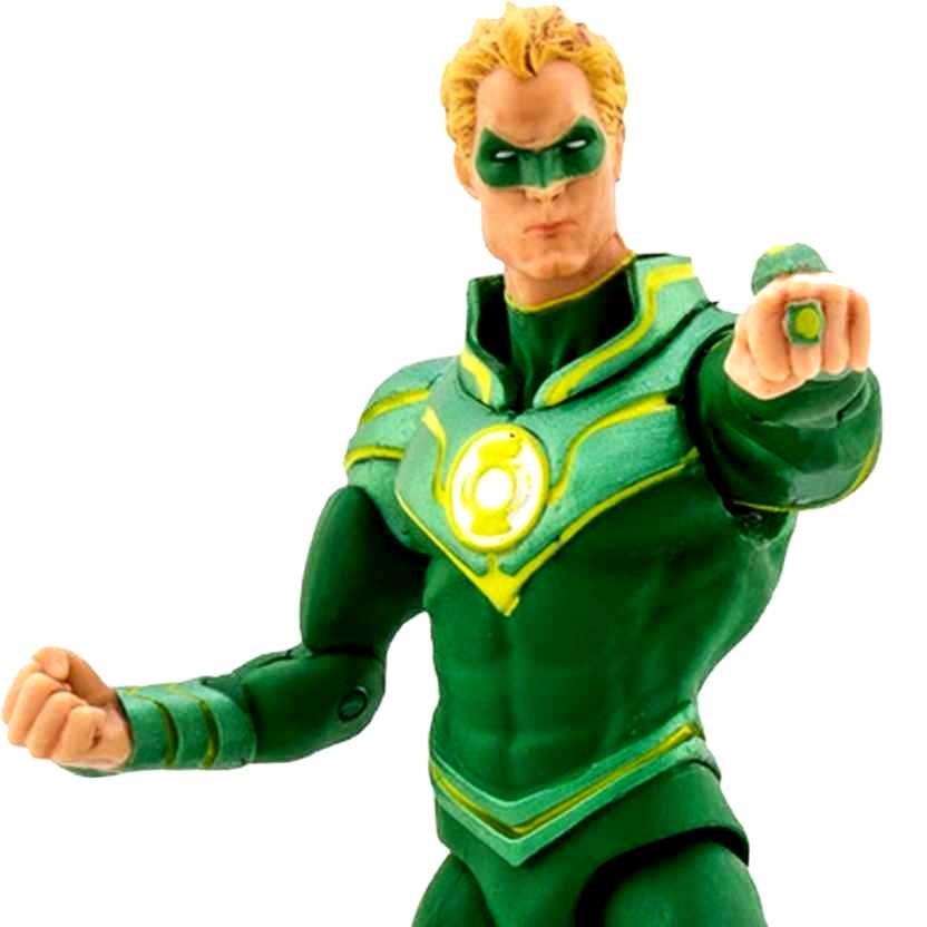 DC Comics Earth 2 Lanterna Verde New 52 Green Lantern DC Collectibles Action Figures
