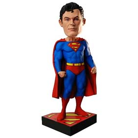 DC Comics Superman Neca Headknocker (Bobblehead) Super Homem