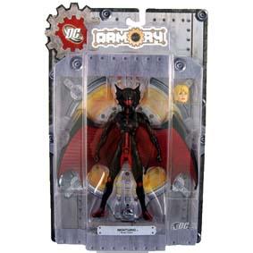 DC Direct Armory Powergirl (Nightwing)