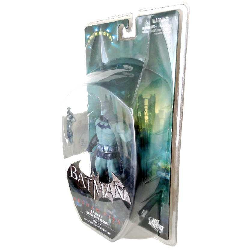 DC Direct Batman Arkham City série 2 Batman (detective mode variant) Collector action figure