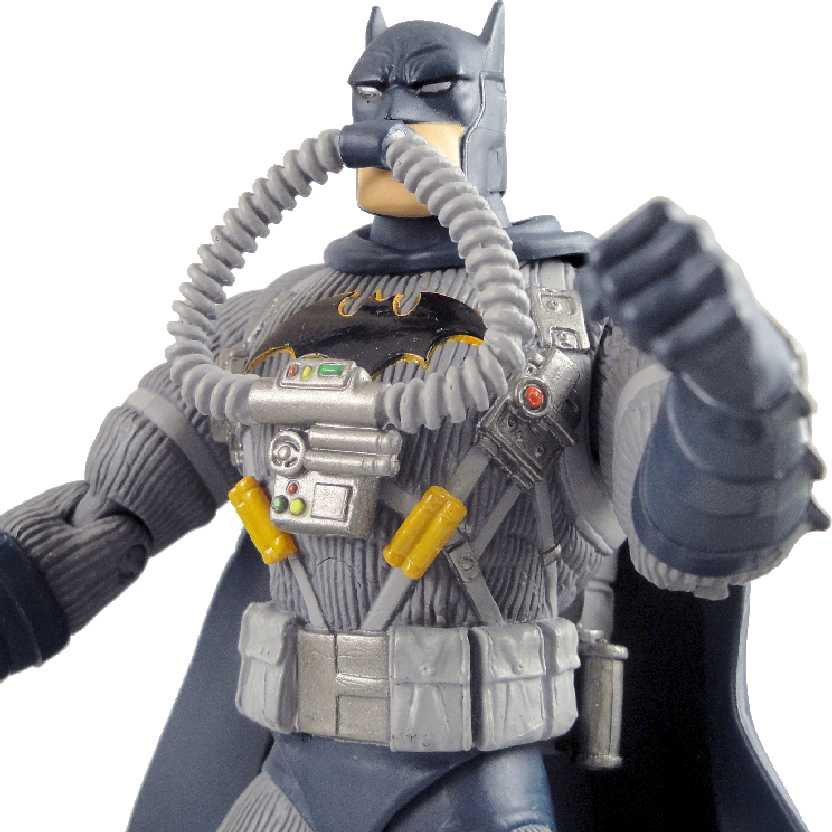 DC Direct Batman Hush Series 3 Stealth Jumper Batman Action Figure