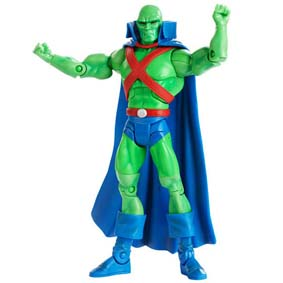 DC Universe Bonecos Mattel :: Boneco Martian Manhunter Classics All Star series 6