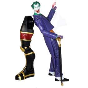DC Universe Classics Joker série 10 (aberto)