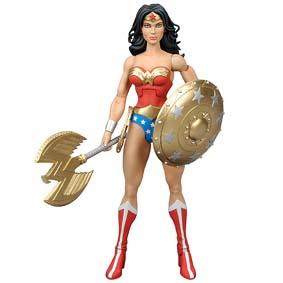 DC Universe Classics Mulher Maravilha serie 4 (aberto)
