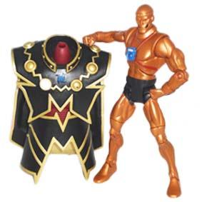 DC Universe Classics Robotman série 10 (aberto)