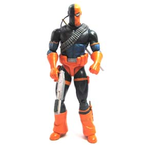 Deathstroke Teen Titans (falta base)