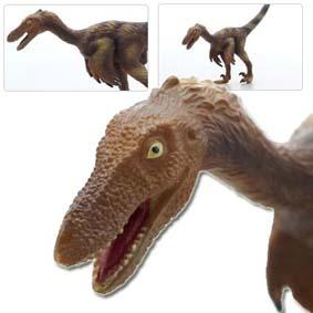 Deinonychus dinossauro Deinonico em miniatura escala 1/50